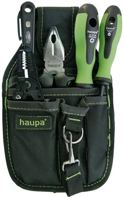 Набор инструментов HAUPA 220506 5 предметов набор инструментов start up 19 предметов haupa 220221