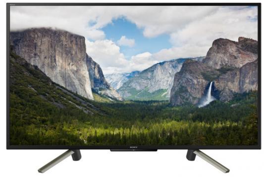 Телевизор SONY KDL50WF665 черный все цены