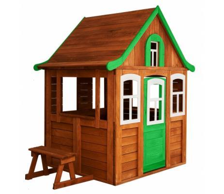 Купить Игровой домик Можга Детский домик Цветочный цвет зеленый (P920-3), разноцветный, Детские домики - палатки