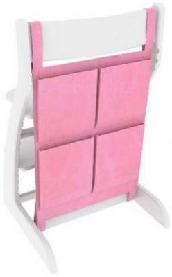 Купить Накладные карманы Бельмарко (розовые), Аксессуары к стульчикам для кормления
