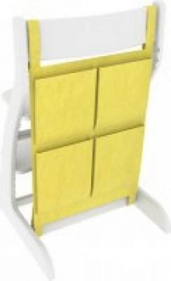 Купить Накладные карманы Бельмарко(желтые), Аксессуары к стульчикам для кормления