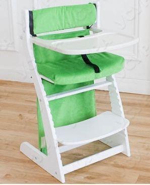 Купить Мягкое основание Бельмарко (зеленое), Аксессуары к стульчикам для кормления