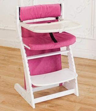 Купить Мягкое основание Бельмарко (розовое), Аксессуары к стульчикам для кормления