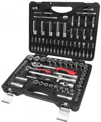 Набор инструментов JTC S110B-B72 1/4 и 1/2 для поврежденных болтов и гаек в кейсе 110пр. jtc набор головок торцевых и вставок jtc s110b b72