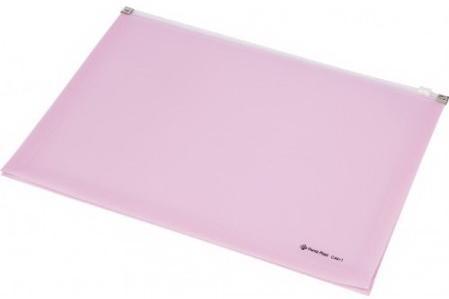 Папка на молнии FOCUS А4, 180 листов, материал PP, фиолетовая папка на молнии полноцветная а4 120 листов материал pp лондон