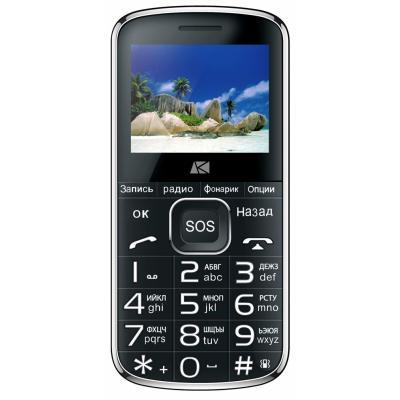 Мобильный телефон ARK Power F1 32Mb черный моноблок 2Sim 2.4 240x320 0.3Mpix BT GSM900/1800 MP3 FM microSD max8Gb мобильный телефон ark power f1 красный