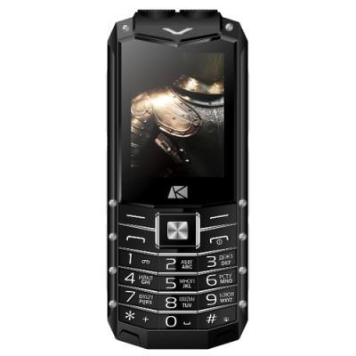 Мобильный телефон ARK Power F2 черный сотовый телефон ark power f3 gold