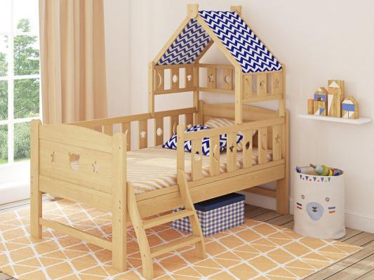 Кровать подростковая 150x80см Giovanni Dommy (natural)