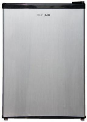 Холодильник SHIVAKI SDR-064S серебристый холодильник shivaki sdr 054s