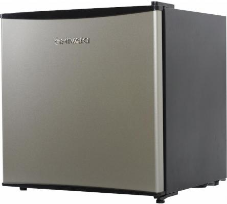 Холодильник SHIVAKI SDR-054S серебристый электрическа теплова пушка shivaki shif el60y