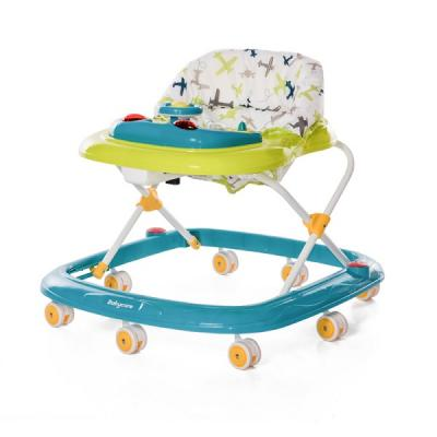 Ходунки Baby Care Flip (green 18) ходунки happy baby smiley цвет yellow