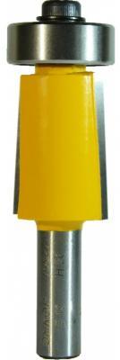 Фреза ЭНКОР 10527 кромочная прямая ф19х25.6мм хв8мм фреза кромочная прямая d12x19 мм