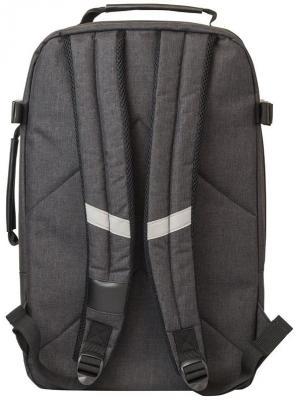 Городской рюкзак с отделением для ноутбука Action! городской 17 л черный AB11132 рюкзак городской polar цвет черный 22 5л 15008