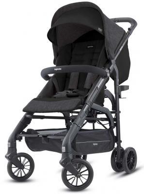 Прогулочная коляска Inglesina Zippy Light (volcano black) коляска прогулочная inglesina zippy light raspb purple