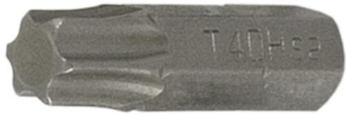 Бита AIST 1122525T TORX T25 1/4 L=25мм S2, 1 шт бита aist 1323025tt torx с отверстием под штифт тt25 10мм l 30мм s2 1 шт