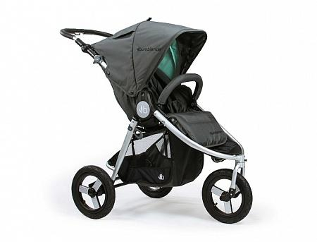 Прогулочная коляска Bumbleride Indie (dawn grey mint) прогулочная коляска bumbleride indie camp green