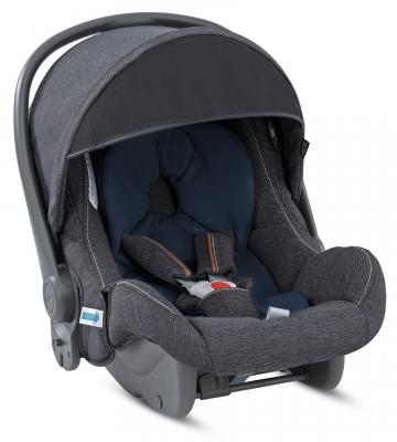 Автокресло Inglesina Huggy Multifix (village denim) автокресло inglesina inglesina автокресло huggy multifix total black