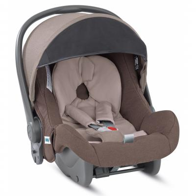 Автокресло Inglesina Huggy Multifix (alpaca beige) автокресло inglesina inglesina автокресло huggy multifix total black