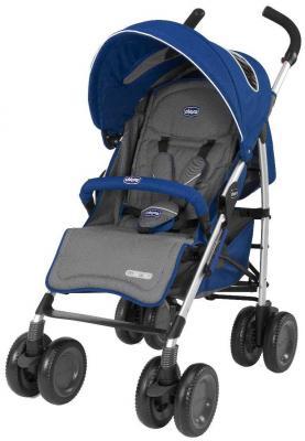 Коляска-трость Chicco Multiway 2 (blue) коляска chicco stroll in 2 lava