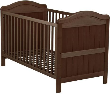 Купить Кроватка Fiorellino Royal (oreh), орех, бук, Кроватки без укачивания