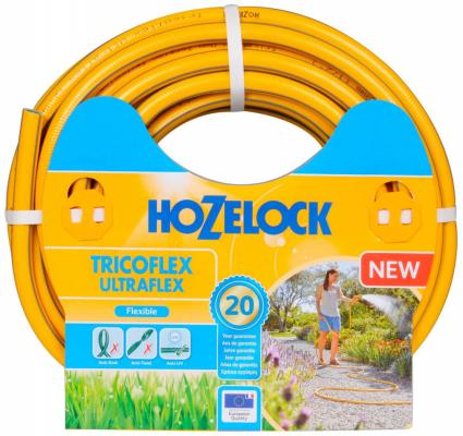 цена на Шланг HOZELOCK 117036 TRICOFLEX ULTRAFLEX 25м 3/4 пвх