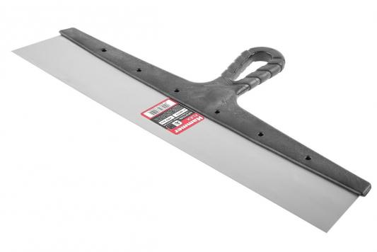 Шпатель фасадный Hammer Flex 238-010 с антикор. покр. 450 мм фасадный шпатель 350мм fit hq 06435