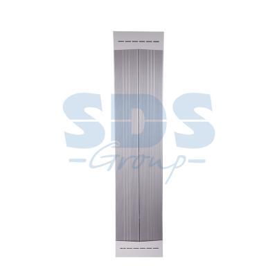 Инфракрасный обогреватель Zencha А-1.5-SUO 1500 Вт обогрев серый биокамин silver smith mini 3 premium 1500 вт серый