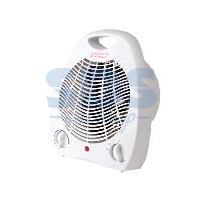 Тепловентилятор Irit IR-6007 2000 Вт белый 60-0050-3