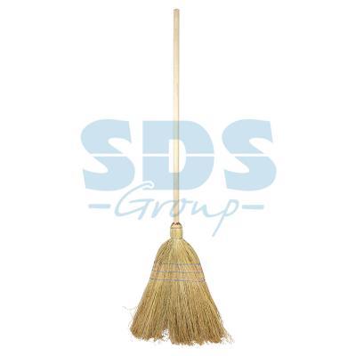 Метла сорго Люкс с черенком лопата туристическая с деревянным черенком