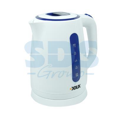 Чайник электрический DX-1288 1,7л/2200Вт, пластик чайник dux dxk 601 brown 60 0706 page 8