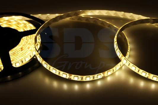 LED лента силикон, 10мм, IP65, SMD 5050, 60 LED/m, 12V, тепло-белая t10 5050 5smd 1w 12v 100lm 5xsmd 5050 led lamp car side fog light