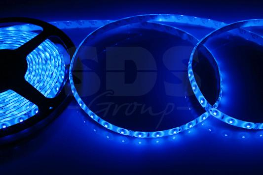 LED лента силикон, 8мм, IP65, SMD 2835, 60 LED/m, 12V, синяя jurus hot sale led 1m 2m 3meters 5m neon light car decor lamp flexible el wire rope tube waterproof strip with 12v inverter
