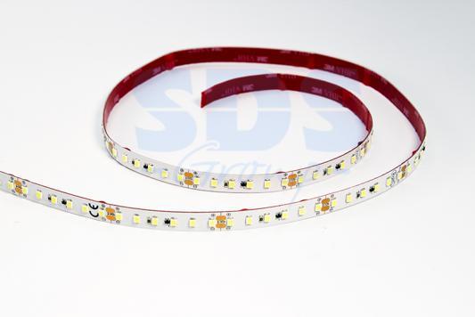 LED лента ПРОФЕССИОНАЛЬНАЯ, 10 мм, IP23, SMD 2835, 120 LED/m, 24V, белая профессиональная активная акустика eurosound esm 15bi m