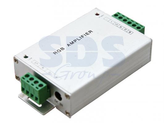 LED усилитель для RGB модулей/лент 12V/144W, 24V <288W Neon-Night keneksi e4 black