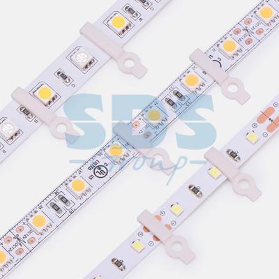 Монтажная клипса для светодиодной ленты шириной 8 мм с влагозащитой Neon-Night монтажная клипса для светодиодной ленты шириной 10 мм neon night