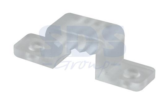 Монтажная клипса для LED ленты 220В SMD 2835 монтажная клипса для светодиодной ленты шириной 10 мм neon night