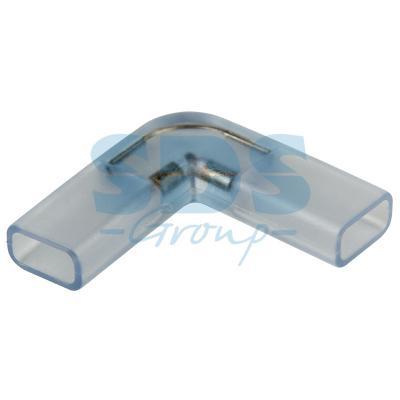 Муфта соединительная L для светодиодной ленты 220В, 9.5х6мм муфта для соединения валов shaft coupling 50 10 10 0 394 10 10 25 30 050170 coupling
