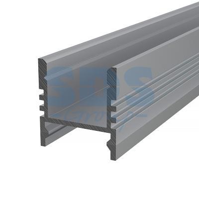 цена Профиль накладной алюминиевый 1617-S-2 REXANT, 2м