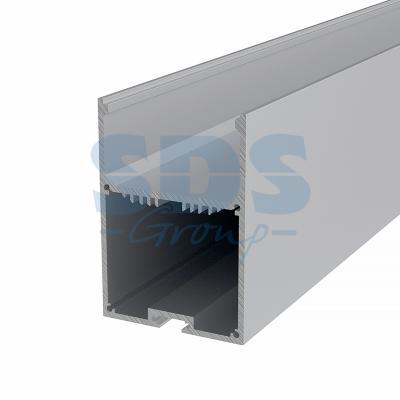 Профиль накладной алюминиевый 5070-2 REXANT, 2м 20pcs chip active crystals osc 5 7mm 5070 3 3v 50mhz 50m 50 000mhz 5070