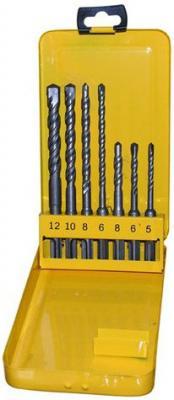 Набор буров ЭНКОР 10997 SDS+ 7шт. 5,6,8х110мм 6,8,10,12х160мм набор ключей энкор 20887