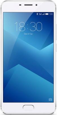 Смартфон Meizu M5 Note 32 Гб серебристый белый смартфон meizu m5s 32 гб серебристый белый