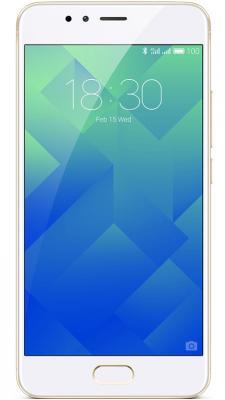 Смартфон Meizu M5s 32 Гб золотистый смартфон meizu m5s 32 гб серебристый белый