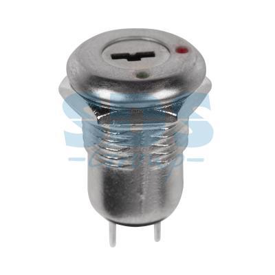 Выключатель ключ O12 250V 0.5А (2с) ON-OFF REXANT выключатель rexant 250v 2a 2с 06 0338 a