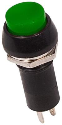 Выключатель-кнопка 250V 1А (2с) ON-OFF желтая Micro REXANT