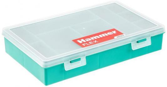 Органайзер Hammer Flex  235-014 (9 ячеек) 280х185х50
