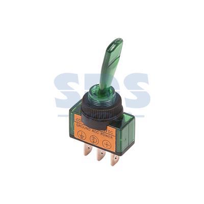 Тумблер 12V 20А (3c) ON-OFF однополюсный с зеленой подсветкой REXANT 3c 600 mci page 9
