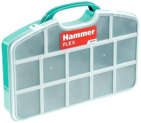 Органайзер Hammer Flex  235-015 (13 ячеек с разделителями) 360*250*60