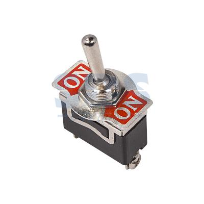 Тумблер 250V 10А (3c) ON-(ON) однополюсной REXANT 6 pin on on toggle switches orange ac 250v 2 pcs