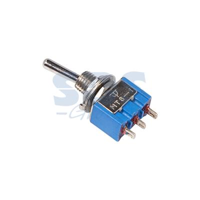 Тумблер 250V 3А (3c) ON-ON однополюсный Micro REXANT 500 to 500pa micro differential pressure gauge high te2000