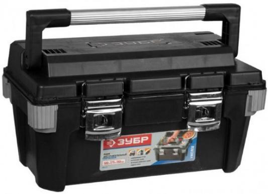 Ящик ЗУБР 38141-20 Умелец пластмассовый для инструмента 20 ящик для инструментов зубр волга 20 38034 20
